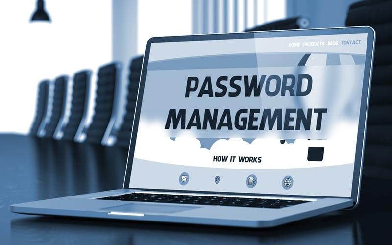 passwort management system
