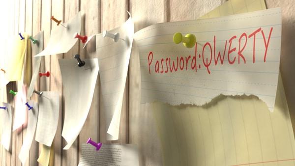 password safe szenario
